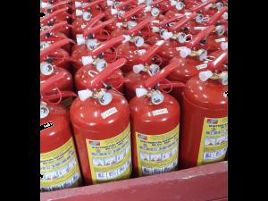 Собственное производство  порошковых огнетушителей